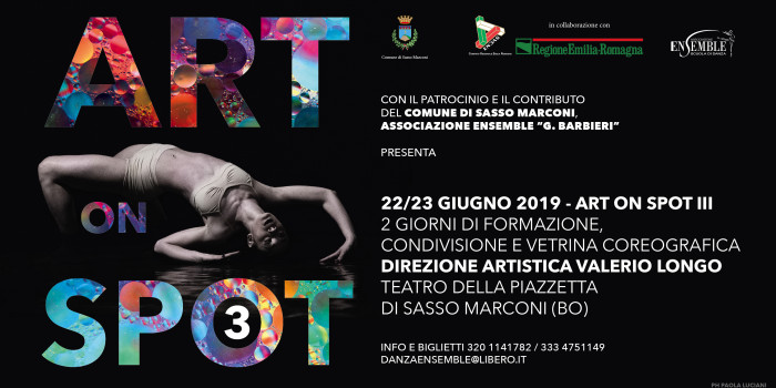 Art on Spot immagine evento alta